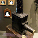 Colour photograph of the Improved Phantasmagoria Lantern by Philip Carpenter 1821-1833