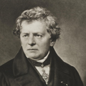 Photogravure portrait of Georg Simon Ohm