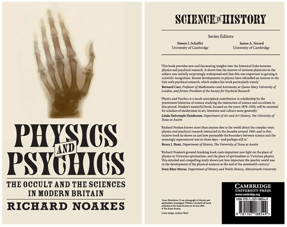 Physics and Psychics book cover