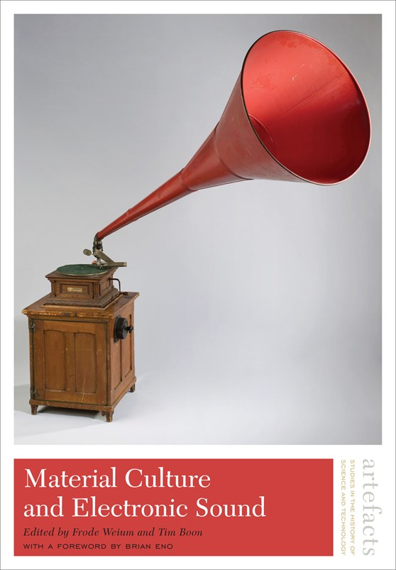 Cover of the Material Culture and Electronic Sound edition of Artefacts